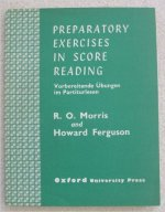prep exercises in score reading